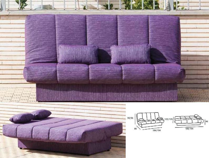 sofas cama puf cama sofa cama barato clic clac 125 135 cm